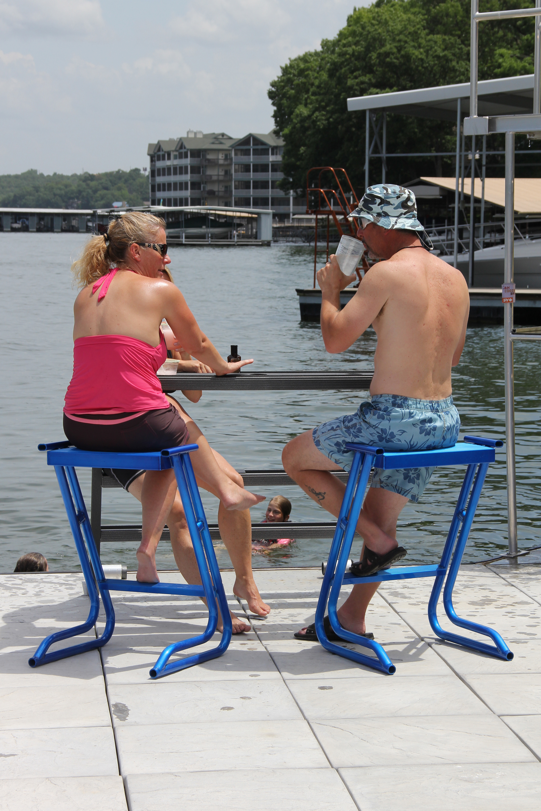 Bar Amp Stools Wet Steps Dock Accessories Amp Ladders