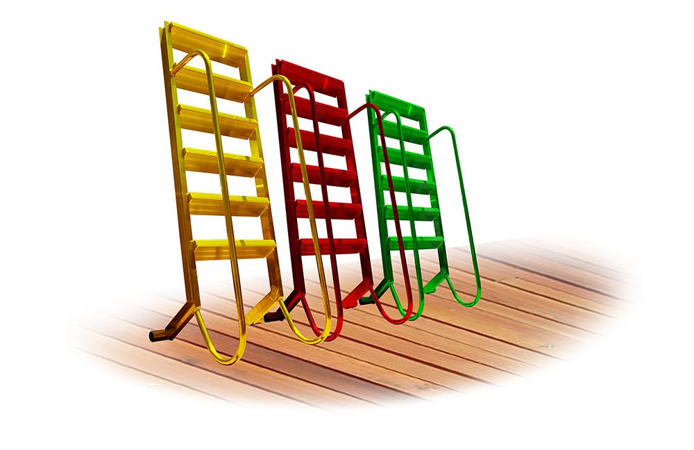 wetsteps dock ladders
