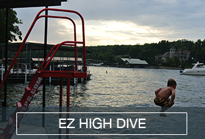 Wet Steps - Dock Accessories & Ladders - Made at the Lake of the Ozarks
